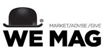Κατασκευή ιστοσελίδων με WordPress. WE MAG, Κατάλογος επιχειρηματικών και επαγγελματικών δώρων από την WE MAG