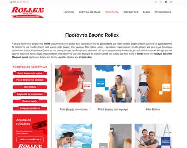 rollex.gr - Κυλινδρικοί χρωστήρες και εργαλεία βαφής
