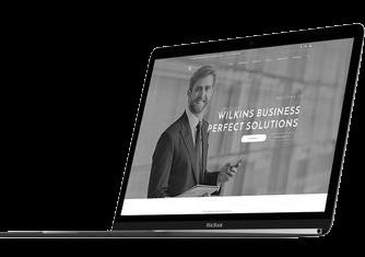 Κατασκευάστε την εταιρική ιστοσελίδα σας στην ICN