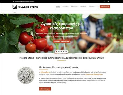 Milagro Stone