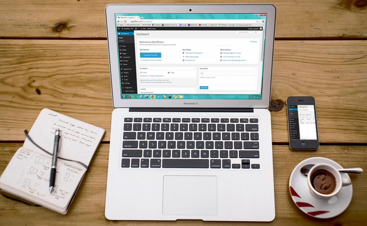 Κατασκευή ιστοσελίδας #1 - Επιλογή πλατφόρμας WordPress